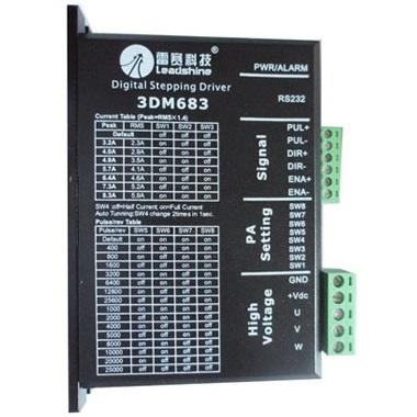 3DM683-Leadshine-Driver-3DM683-v2-0-3phase-Stepper-Drive-Cnc-Machine-Laser-Engraving-Machine