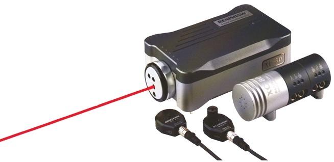 laser interferometr